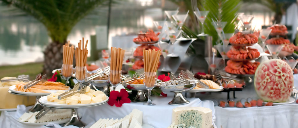 caterers wellington